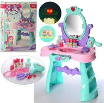 Pretty Beauty Játék Fésülködő Asztal Fénnyel, és Hanggal Kiegészítőkkel Gyermek Gyermekeknek Gyerek Játék