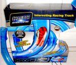Chariots Speed Pipes Anti Gravitációs 3D Autópánya Távirányítós Autóval