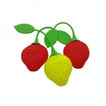 Perfect Home Teafilter szilikon gyümölcs 12347
