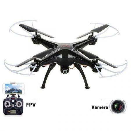 SYMA X5SW FPW élőképes WIFI drón