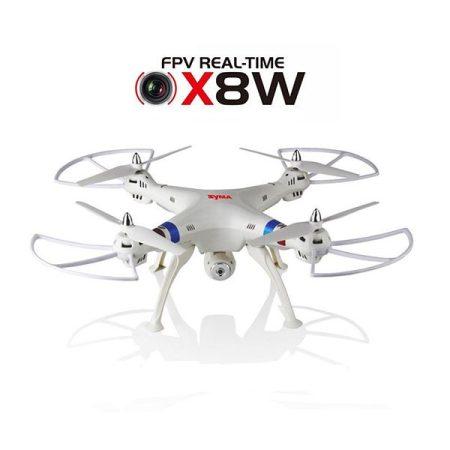SYMA X8W - GoPro hordozás képes FPW Wifi Élőképes Drón