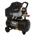Texas Garden TKP2000 olajkenéses kompresszor 20L
