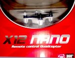 Syma x12 Nano Mini Drón Quadcopter