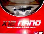 Syma x12 Nano Mini Drón Quadcopter