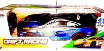 Nagy 1:10 Drift Racing Rc Távirányítású L E X U S 6V Akku Kormány Távirányító