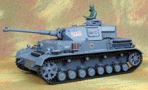 1/16 RC Tank WWII German Panzerkampfwagen IV. 2.4Ghz Pro Heng Long Tank 7.4 Lipo Akku Proporcionális
