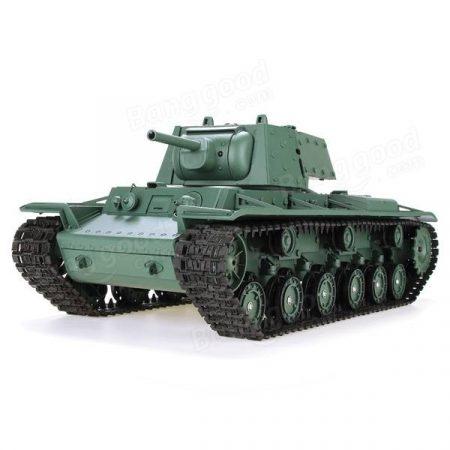 1:16 Orosz KV-1 KV 1 Pro Tank Modell 2.4 Ghz 7.4 Lipo Proporcionális