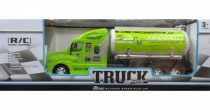 Rc Multipurpose Truck Üzemanyag Szállító Kamion 1:24 Méretarány