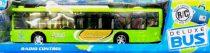 Új Delux RC Rádió Távirányítású Luxus Busz Autóbusz 36 Centi No. 666-175