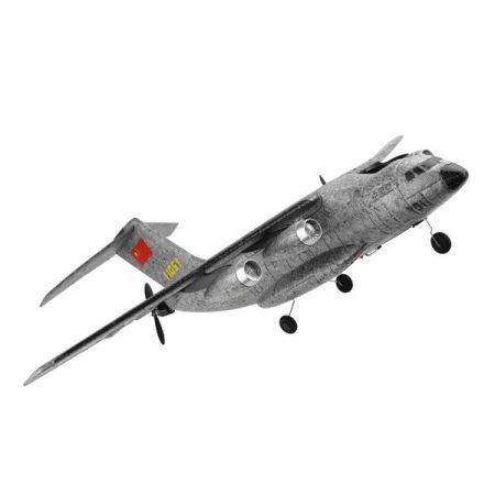 WLTOYS  Boeing C17 RC Repülőgép 3Ch Hat Tengelyes Giroszkóp Szimulációs Repülőgép-vitorlázó Repülő Gép