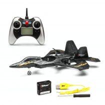 RC F22 Super Fighter Quadkopter Drón Repülő 4ch 2.4 Ghz