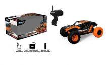 1:24 HB Racing Rally 4WD Desert Max Fox Kisautó 2.4Ghz Távirányítással, 4.8V Akkupackkal, Finom Gázadás Vezérléssel