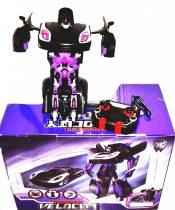 Új Hangvezérléses Autobot Transformer Robot Mclaren Auto