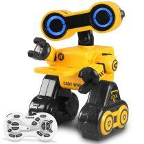 CADY WIRI RC Robot 24cm programozható interaktív okosrobot intelligens hang,- érintés vezérléssel A Robot Társ
