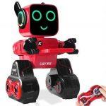 CADY WILE RC Robot programozható intelligens robot hangvezérlés érintésvezérlés Takarékosságra Oktat