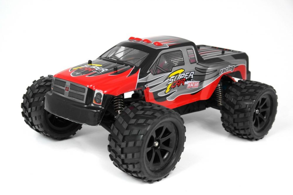 WL toys L969 Autó Monster Truck Monstertruck 6.4V LIPO 2.4 ...