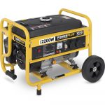 Powerplus áramfejlesztő generátor (aggregátor), 2200W (POWX510)