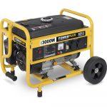 Powerplus áramfejlesztő generátor (aggregátor), 3000W (POWX513)