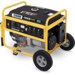 Powerplus áramfejlesztő generátor (aggregátor), 5500W (POWX516)