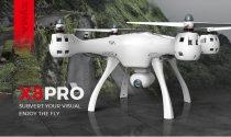 Syma X8Pro GPS Magasságtartó Visszatérő Drón Mozgatható 720P Kamerával