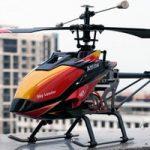 SkyDancer Nagy Fém WL Toys V913 Brushless Rc Profi Helikopter Modell 71 Cm Hossz 2.4 G 7.4V 1500 mAh LiPo Akku