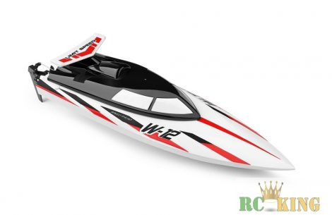 WLToys WL912 New 2.4G Radio Control RC Speed Racing hajó 30 Km/h