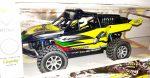 WL Toys K929 1:18 Vortex 50 km/h RC Monster Truck 2.4 G Buggy Autó