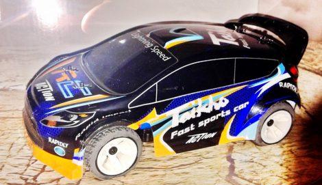 Új 4WD Wltoys 40 Km/h A242 1:24 Rc Versenyautó Autó Modell Rally Car