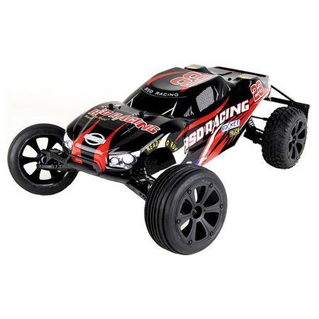 BSD RACING 50KM/H TRUGGY HOMOKFÚTÓ RC MODELL AUTÓ 2WD DAKAR RACER BS711T