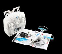Cheerson CX-30W Wi-Fi FPV Drone Drón Rc Távirányítóval