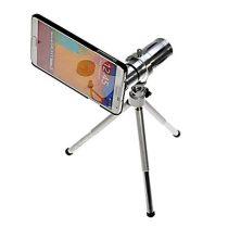 Alumínium S4 Mobiltelefon Távcső Optika Állvány Samsung