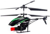 WlToys V398 Rc Infrás Rakéta kilövős Helikopter Játék