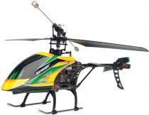 WLTOYS V912 Skydancer Professzionális 4 csatornás Single Rotoros R/C helikopter 2.4 Ghz Frissített Digitális Gyro