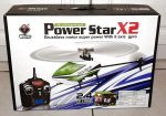 Wltoys Power Star X2 V930 Brushless Rc Távirányítós 4Ch Helikopter