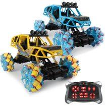 ÚJDONSÁG! Zegan Rc Mars Járó Sziklamászó Többirányú Drift Autó Speciális Kerékkel zg-c1431 1:16 Méretarány