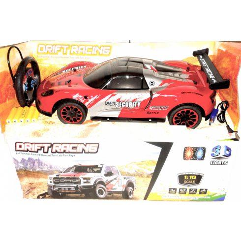 Nagy 1 10 Drift Racing Rc Taviranyitasu Sportkocsi 6v Akku K