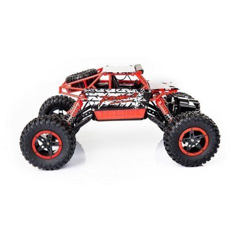 NQD Rock Crawler 4WD 1:18 Sziklamászó HB Terepjáró RC Autó 2.4 Ghz Akku pack 4WD06