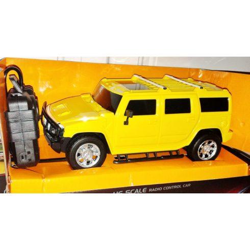 Rc Távirányitós Hummer Autó 3.6V Akkupack