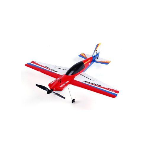 WLtoys F939 Micro Pole Cat Versenyrepülő Veseny Repülő Gép Műrepülő