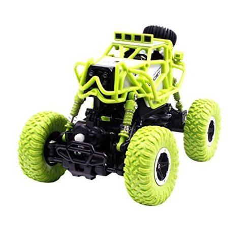 Új 1:43 HB Sziklamászó Terepjáró Autó Finom Gázvezérléssel 2.4Ghz Akku Hb PY4301 Rock Crawler
